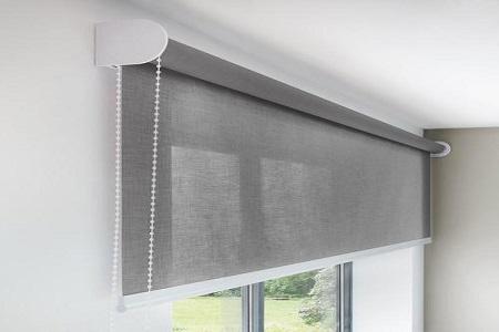 cortina para porta de vidro