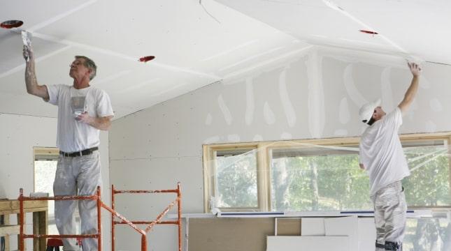 Quais os benefícios de usar a parede drywall?