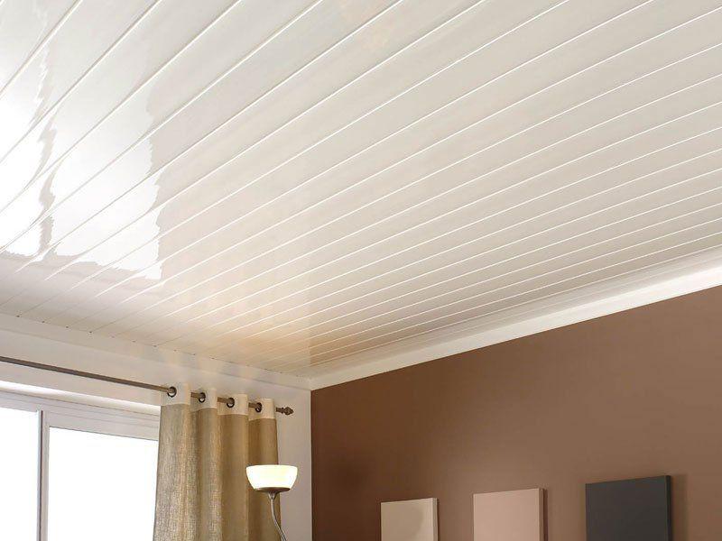 Forro de PVC é a principal escolha de revestimento para tetos