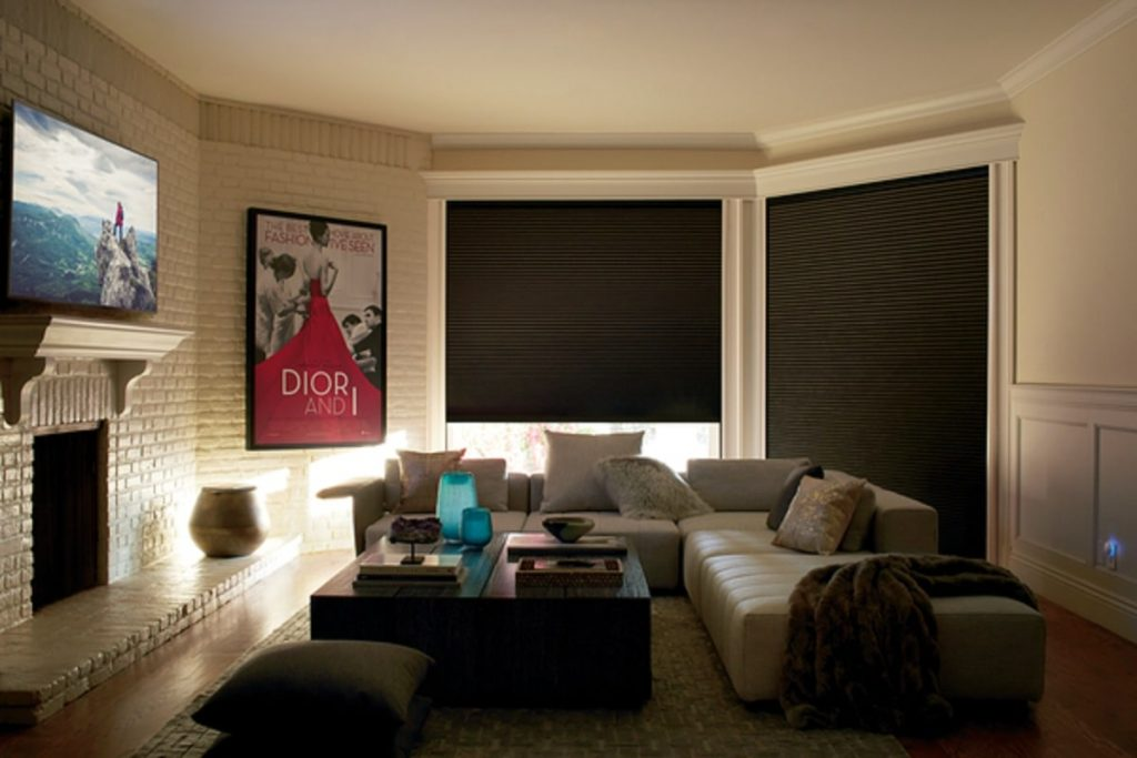 Cortina blackout é ideal para privacidade e conforto